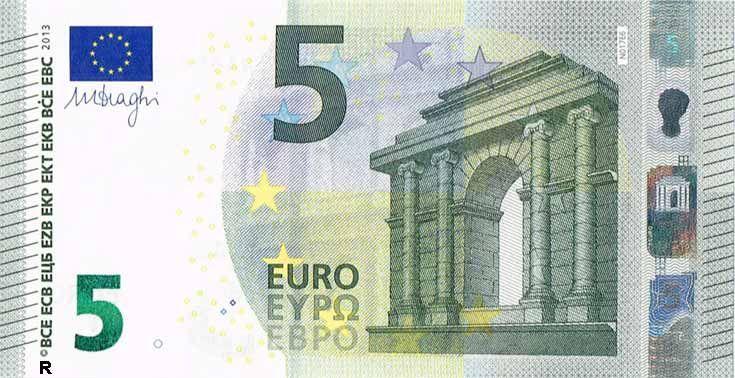 5-Euro-deposit