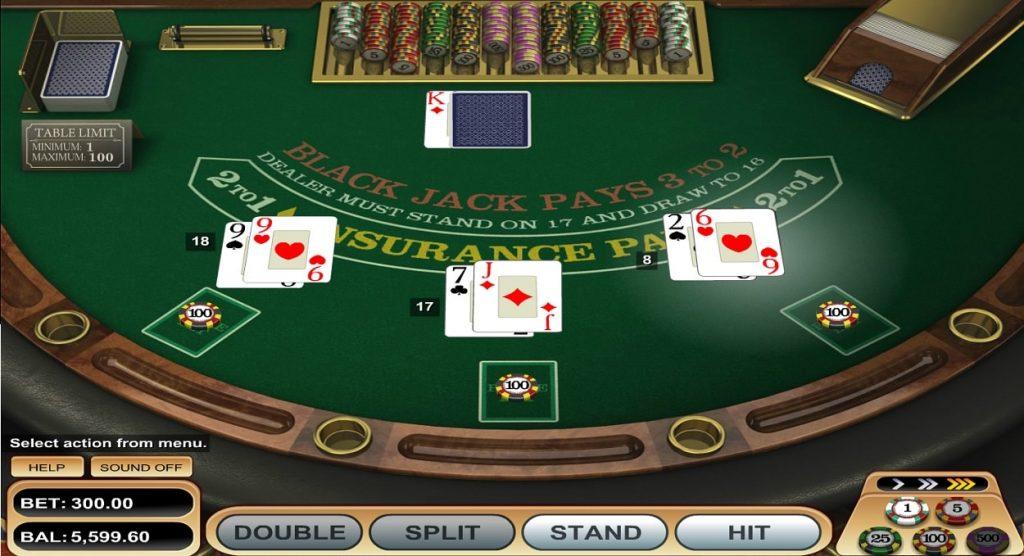 Blackjack Casino