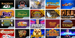 Betfair Casino Spel