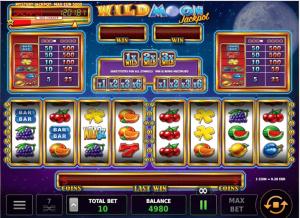 Wild Moon Casino