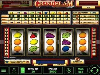 Grand Slam Casino