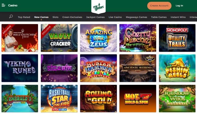 MrGreen Casino
