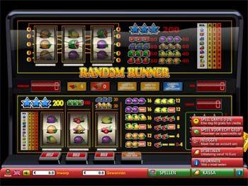 Random Runner Casino