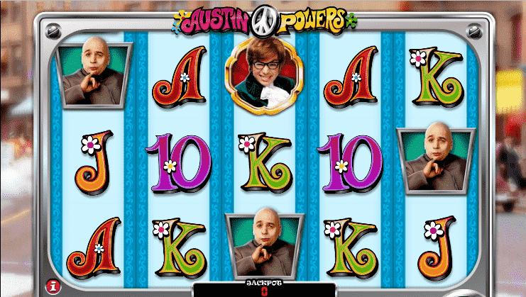 Austin Powers Slot Review