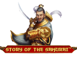 Story of the Samurai Slot Logo