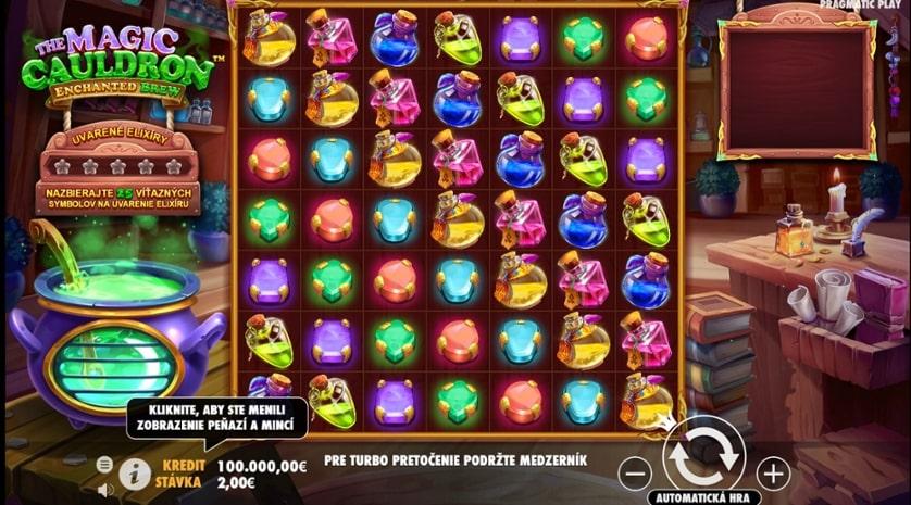 The Magic Cauldron Slot