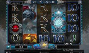 Book of Demi Gods III Slot