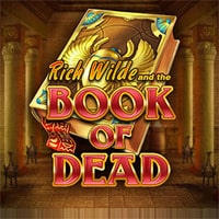 Book of Dead Slot Logo