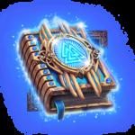 Book of Demi Gods III Slot Logo